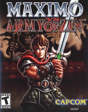 Maximo vs Army of Zin