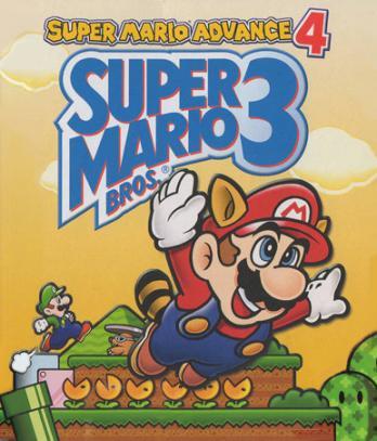 Super Mario Bros. 3: Super Mario Advance 4