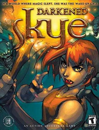 Darkened Skye