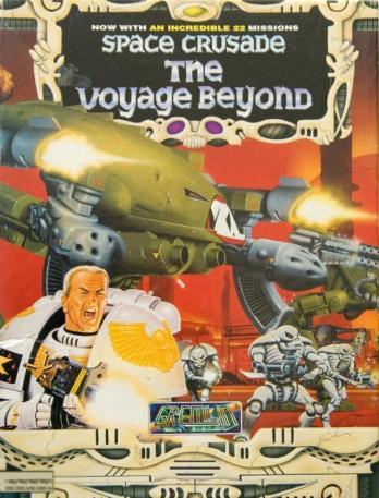 Space Crusade: The Voyage Beyond