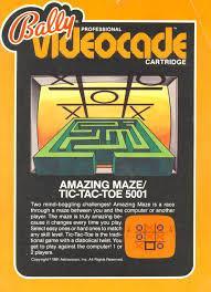 Amazing Maze/Tic Tac Toe