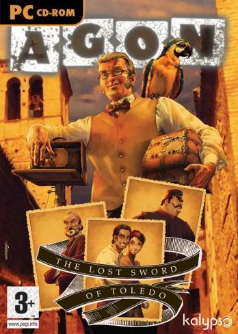 AGON: The Mysterious Codex