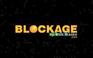 Blockage game