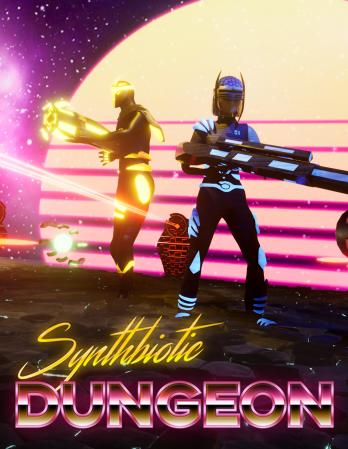Synthbiotic Dungeon game