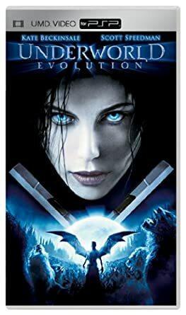UMD Video Movie: Underworld: Evolution