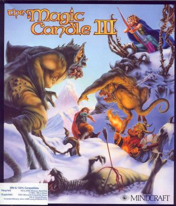 The Magic Candle III