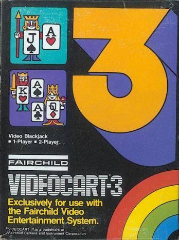 Videocart-3: Video Blackjack