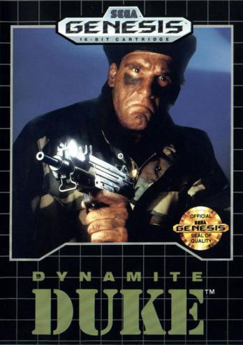Dynamite Duke