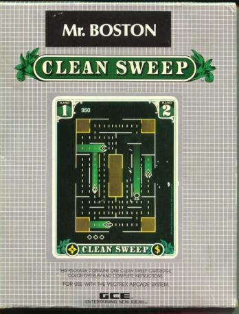 Mr. Boston Clean Sweep
