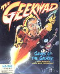 The Geekwad: Games of the Galaxy game