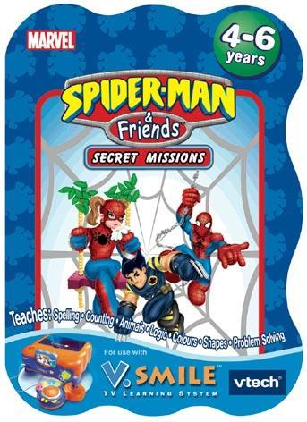 Spider-Man & Friends: Secret Missions