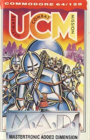 UCM: Ultimate Combat Mission