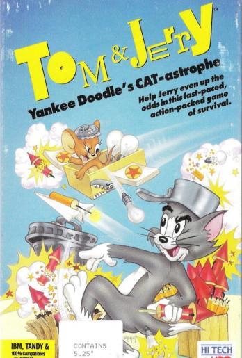 Tom & Jerry Cat-astrophe