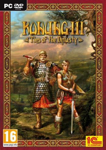 Konung III: Ties of the Dynasty