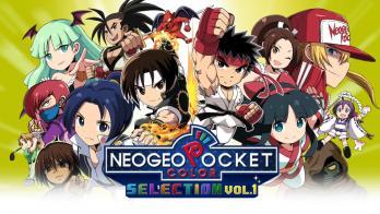 NeoGeo Pocket Color Selection Vol.1