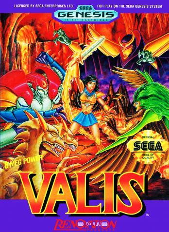 Valis: The Fantasm Soldier