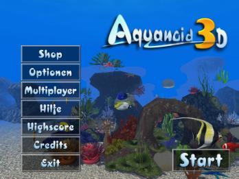 Aquanoid 3 - 3D