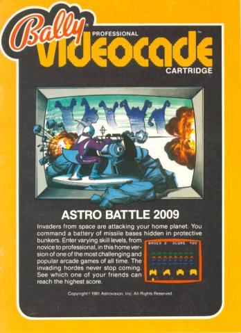 Astro Battle