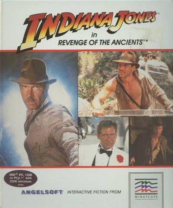 Indiana Jones in Revenge of the Ancients