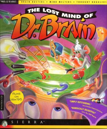The Lost Mind of Dr. Brain