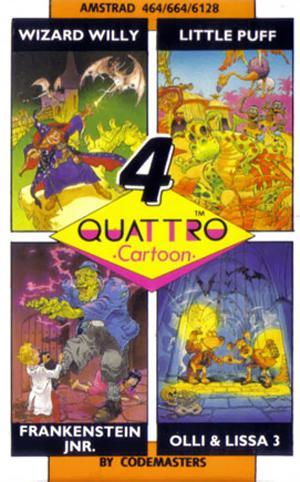 Quattro Cartoon