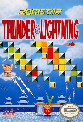 Thunder & Lightning game