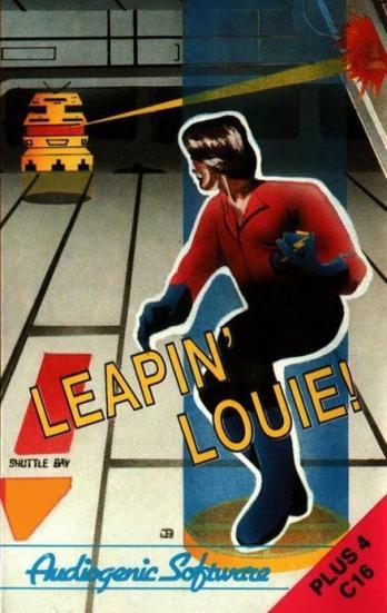 Leapin' Louie!
