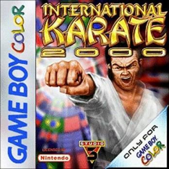 International Karate 2000 game