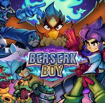 Berserk Boy