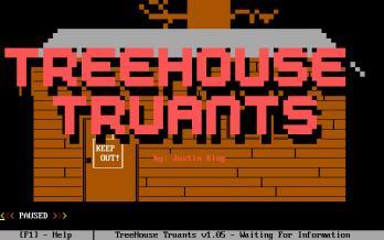 Treehouse Truants