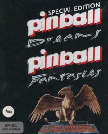 Special Edition Pinball Dreams Pinball Fantasies