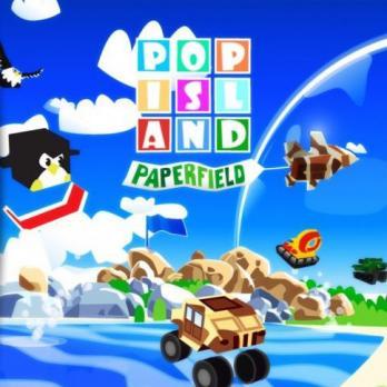 Pop Island Paperfield