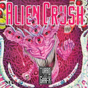 Alien Crush game