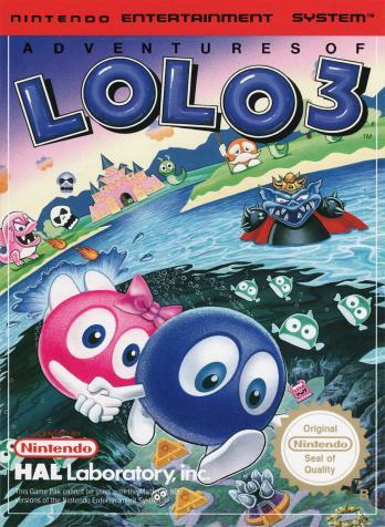 Adventures of Lolo 3