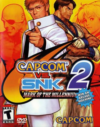 Capcom vs. SNK 2: Mark of the Millennium
