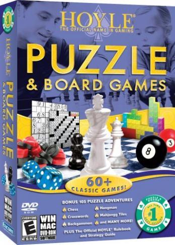 Hoyle Puzzle & Board Games 2008