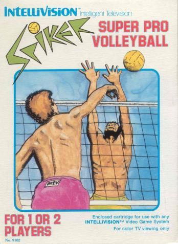 Spiker! Super Pro Volleyball