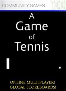 A Game of Tennis