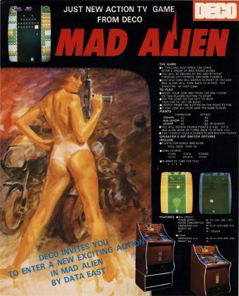 Mad Alien