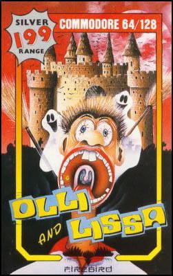 Olli & Lissa: The Ghost of Shilmore Castle