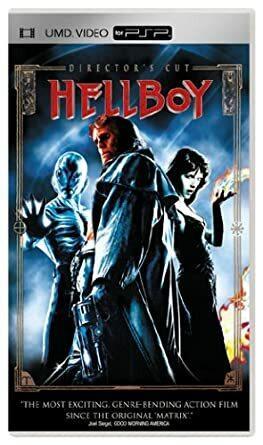 UMD Video Movie: Hellboy