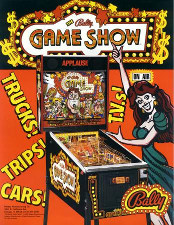 The Bally Game Show