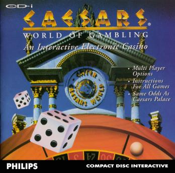 Caesar's World of Gambling