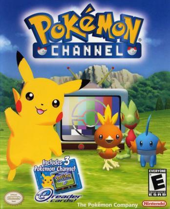 Pokémon Channel game