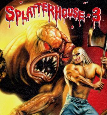 Splatterhouse 3 game