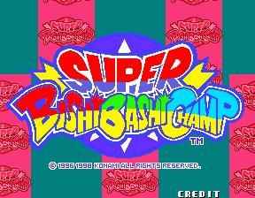 Super Bishi Bashi Champ