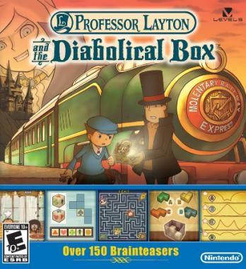 Professor Layton and the Diabolical Box