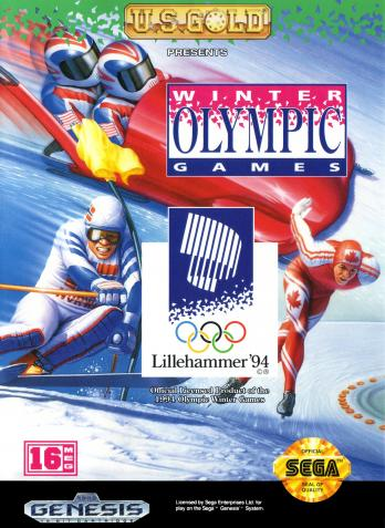 Winter Olympics: Lillehammer '94 game