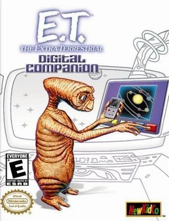E.T. the Extra-Terrestrial: Digital Companion