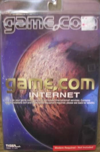 Game.com Internet Browser